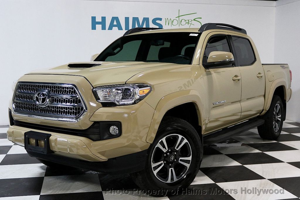 2016 used toyota tacoma at haims motors serving fort lauderdale