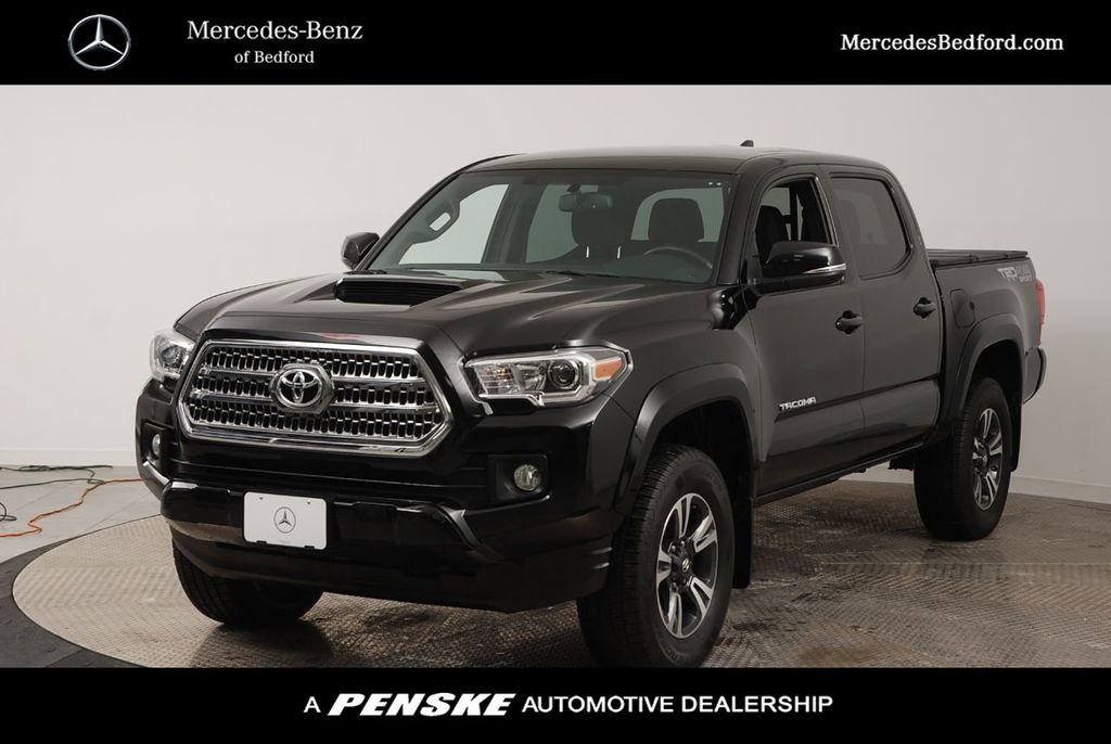 2016 Toyota Tacoma Sr5 >> 2016 Used Toyota Tacoma Sr5 At Penske Cleveland Serving All Of Northeast Oh Iid 19522204
