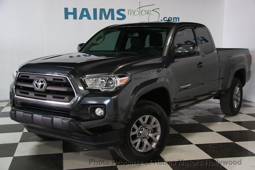 2016 toyota tacoma sr5 access cab 2wd v6 automatic truck extended cab long bed for sale in. Black Bedroom Furniture Sets. Home Design Ideas