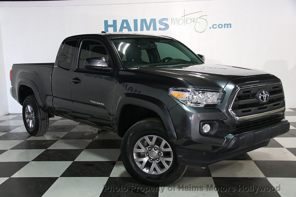 2016 used toyota tacoma sr5 access cab 2wd v6 automatic at haims