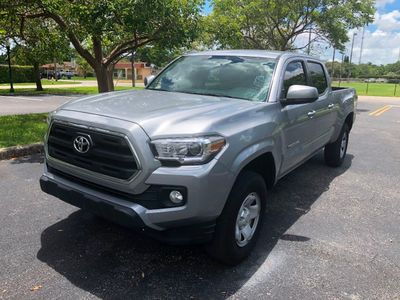 2016 Toyota Tacoma SR5 Double Cab 2WD LB V6 Automatic Truck