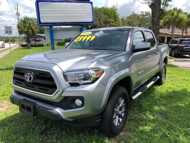 2016 Toyota Tacoma Sr5 >> 2016 Toyota Tacoma Sr5 Double Cab 2wd V6 Automatic Truck Crew Cab Short Bed For Sale Gainesville Fl 26 999 Motorcar Com
