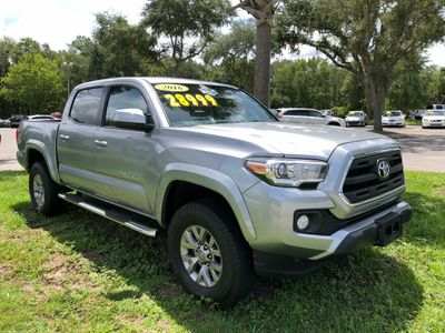 2016 Toyota Tacoma SR5 Double Cab 2WD V6 Automatic - Click to see full-size photo viewer