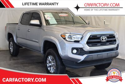 2016 Toyota Tacoma SR5 Double Cab 4WD LB V6 Automatic Truck