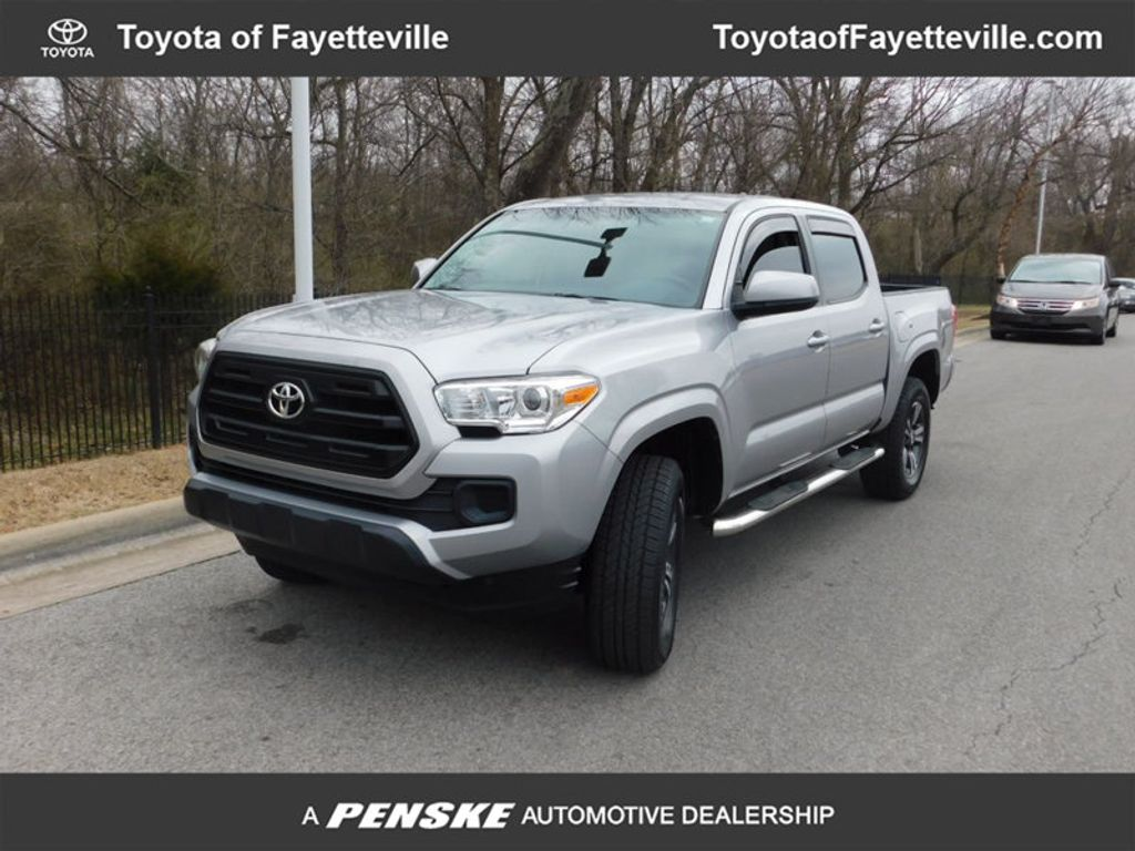 Dealer Video - 2016 Toyota Tacoma SR Double Cab 4WD V6 Automatic - 17395676