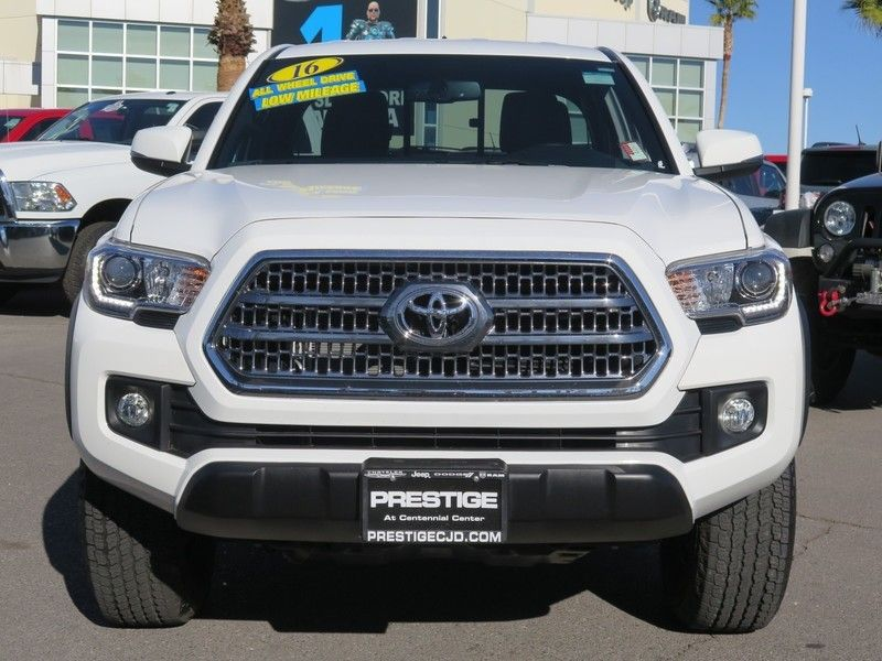 2016 Toyota Tacoma TRD Off-Road Access Cab 4WD V6 Automatic  - 17183373 - 1