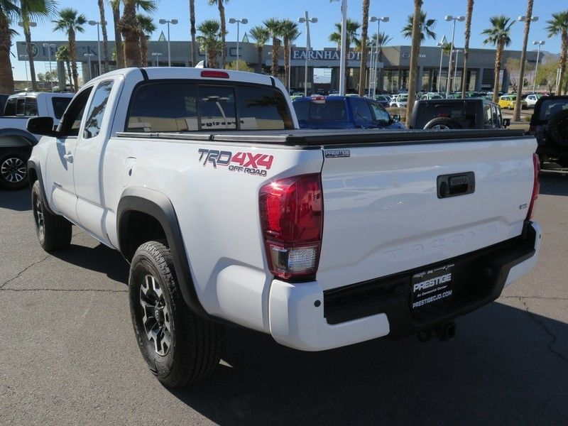 2016 Toyota Tacoma TRD Off-Road Access Cab 4WD V6 Automatic  - 17183373 - 7