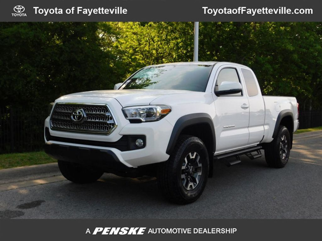 Dealer Video - 2016 Toyota Tacoma TRD Off-Road Access Cab 4WD V6 Automatic - 17630444
