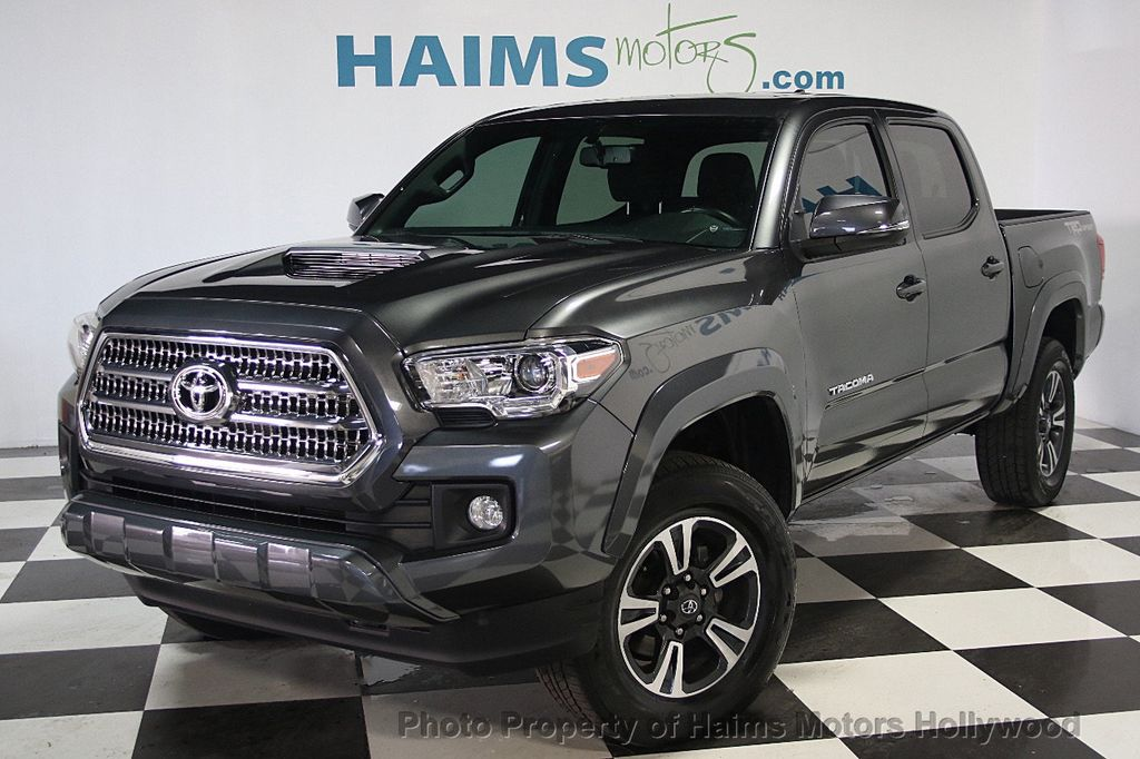 2016 Toyota Tacoma TRD Off-Road Double Cab 2WD V6 Automatic - 16779745 - 1