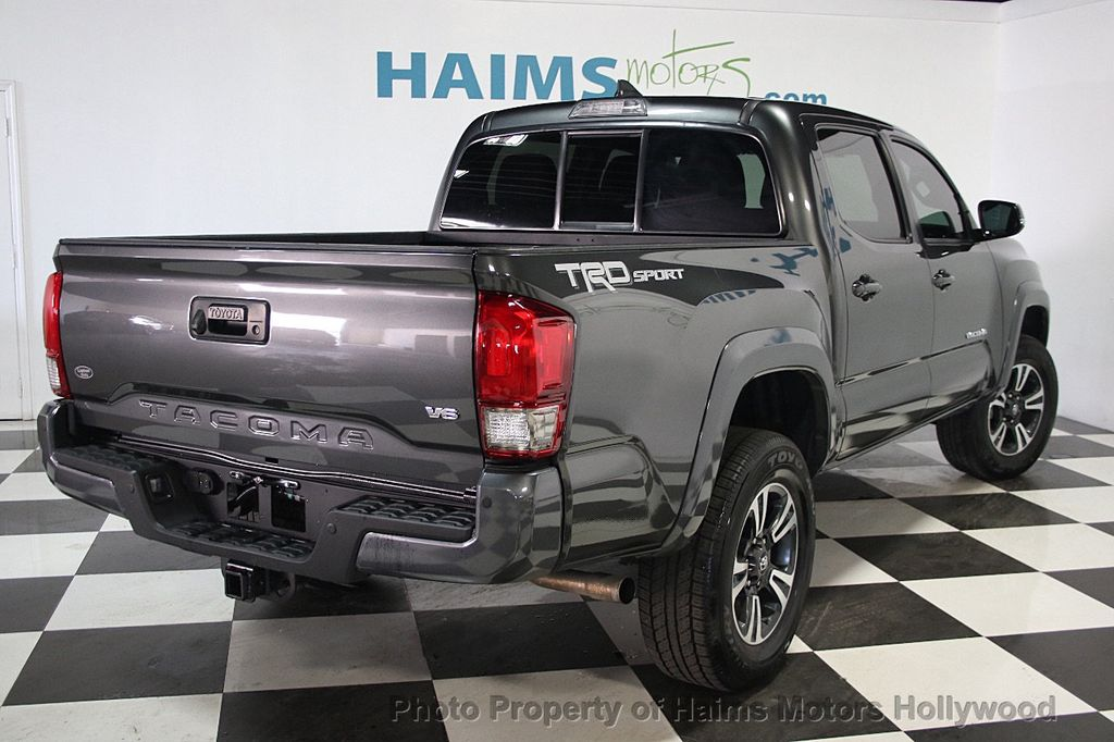 2016 Toyota Tacoma TRD Off-Road Double Cab 2WD V6 Automatic - 16779745 - 6