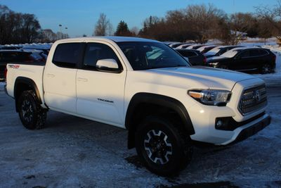 2016 Toyota Tacoma TRD OFF ROAD ONE OWNER 4WD DOUBLE CAB  Truck