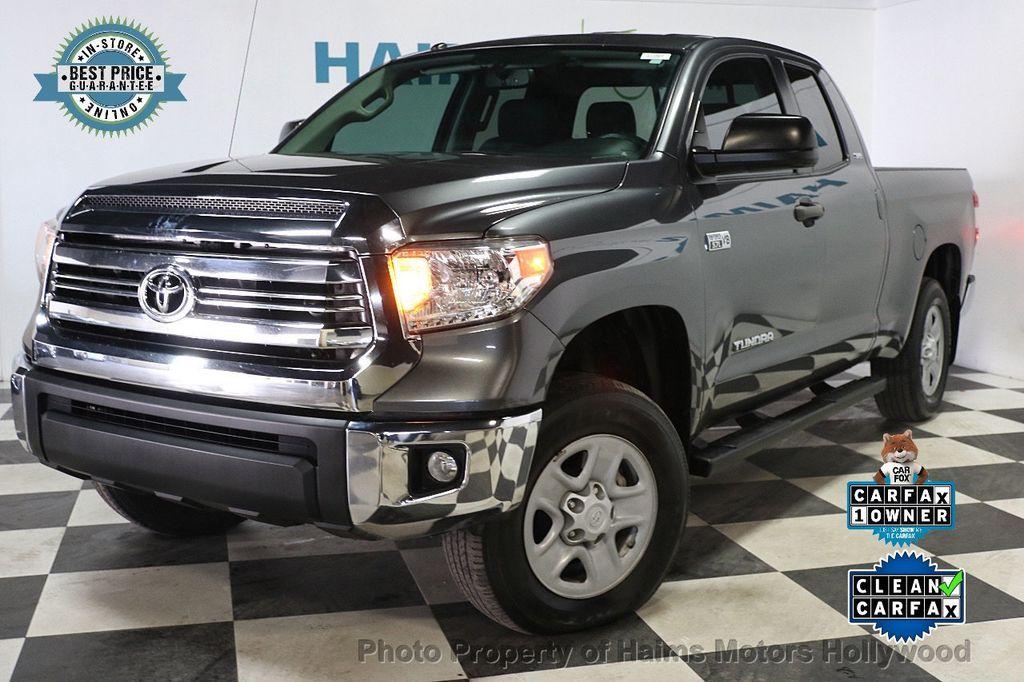 2016 Toyota Tundra  - 17938705 - 0