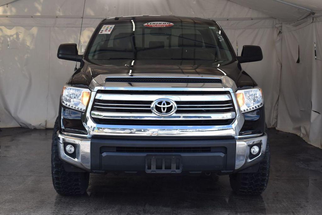 2016 Toyota Tundra Limited CrewMax 5.7L V8 FFV 4WD 6-Speed Automatic LTD - 18246535 - 2