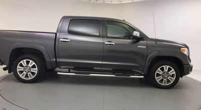 2016 Toyota Tundra Platinum CrewMax 5.7L V8 FFV 6-Speed Automatic Truck Crew Cab Short Bed - Click to see full-size photo viewer