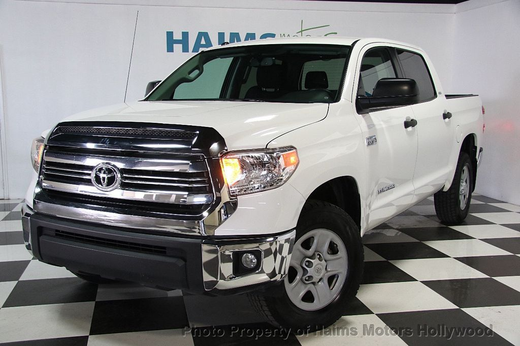 2016 used toyota tundra sr5 crewmax 5 7l v8 6 speed automatic at haims motors serving fort. Black Bedroom Furniture Sets. Home Design Ideas