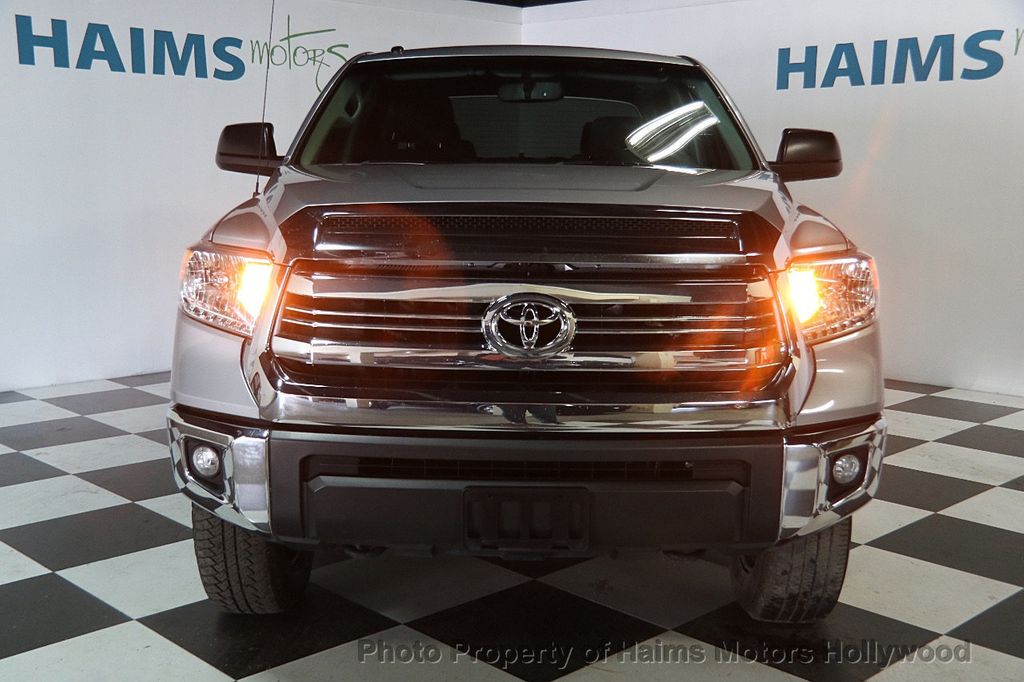 2016 used toyota tundra sr5 crewmax 5 7l v8 ffv 4wd 6 speed automatic at haims motors hollywood. Black Bedroom Furniture Sets. Home Design Ideas