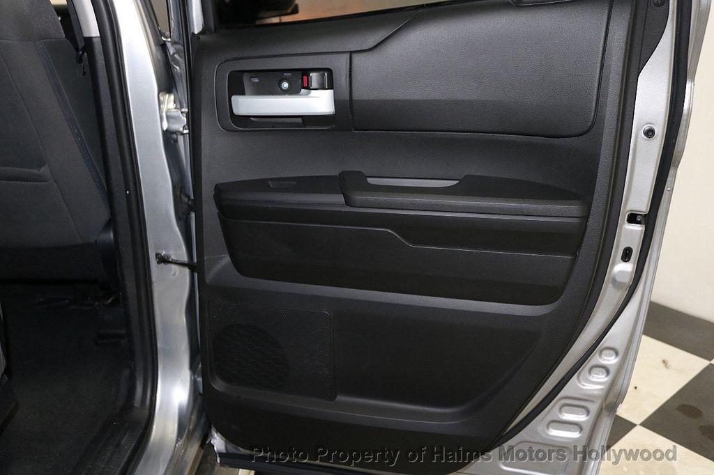 2016 Toyota Tundra SR5 CrewMax 5.7L V8 FFV 4WD 6-Speed Automatic - 18528509 - 12