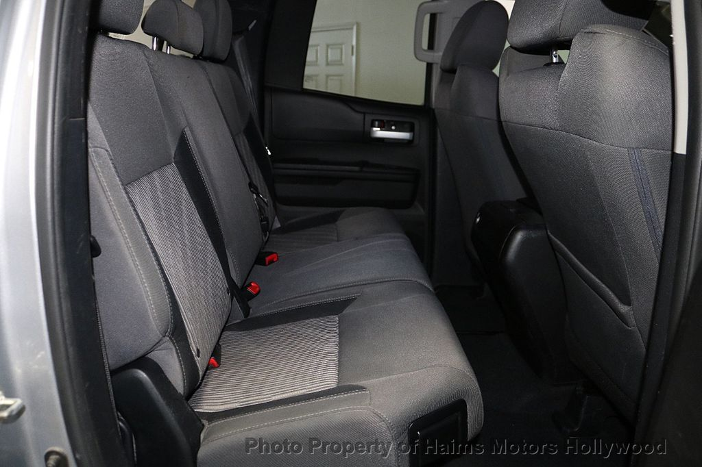 2016 Toyota Tundra SR5 CrewMax 5.7L V8 FFV 4WD 6-Speed Automatic - 18528509 - 15