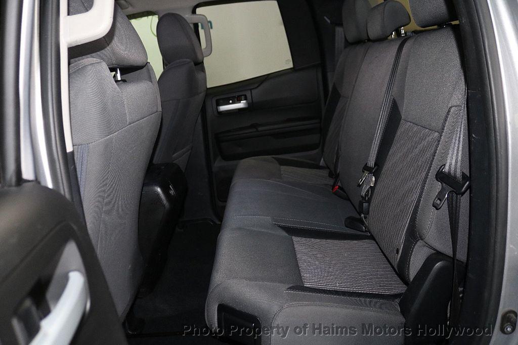 2016 Toyota Tundra SR5 CrewMax 5.7L V8 FFV 4WD 6-Speed Automatic - 18528509 - 16