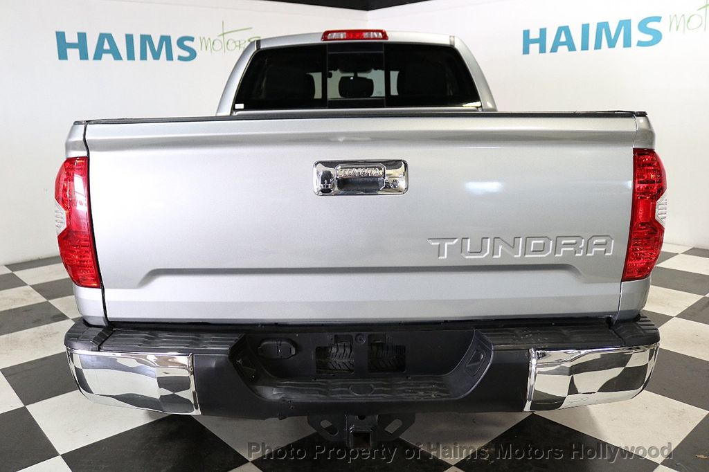 2016 Toyota Tundra SR5 CrewMax 5.7L V8 FFV 4WD 6-Speed Automatic - 18528509 - 5