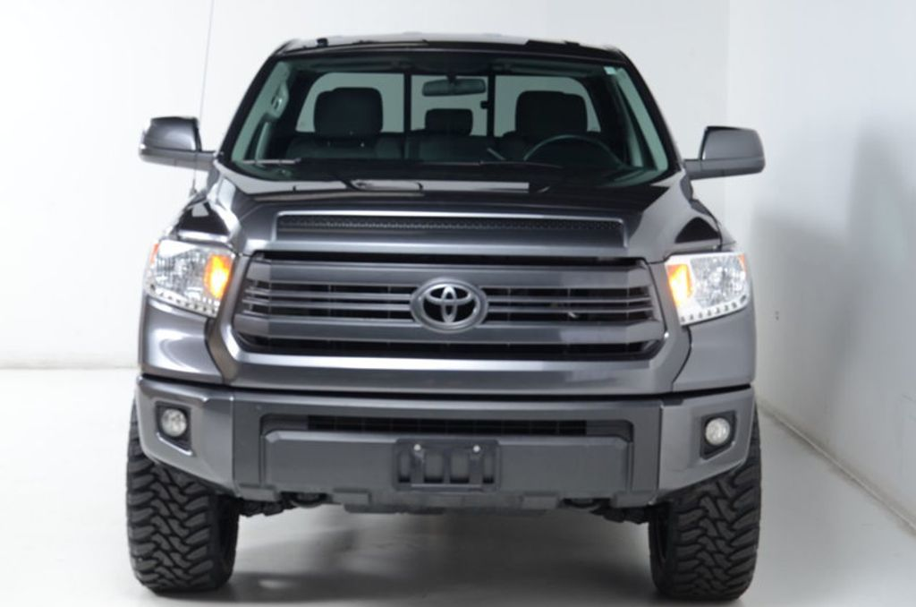 2016 Toyota Tundra SR5 Double Cab 4.6L V8 6-Speed Automatic - 16778838 - 10