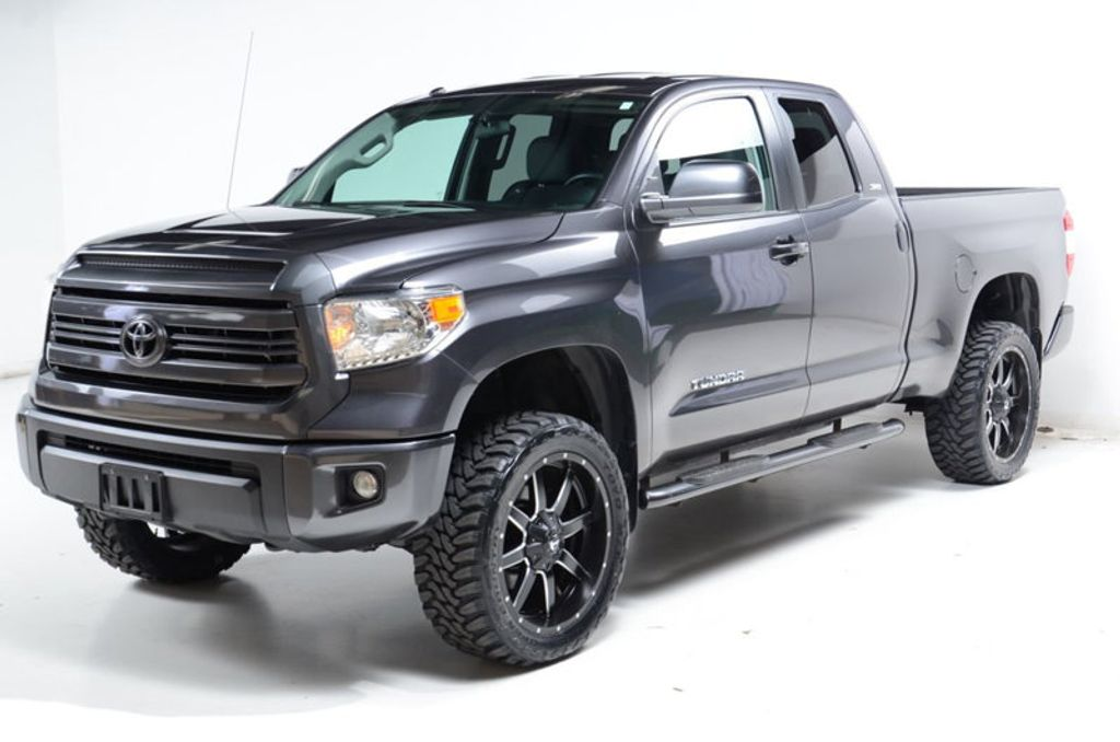 2016 Toyota Tundra SR5 Double Cab 4.6L V8 6-Speed Automatic - 16778838 - 1