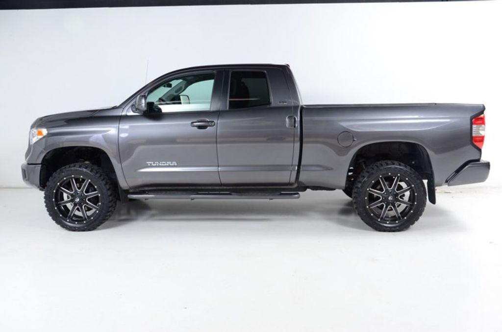 2016 Toyota Tundra SR5 Double Cab 4.6L V8 6-Speed Automatic - 16778838 - 2