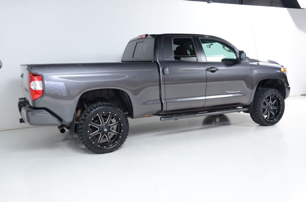 2016 Toyota Tundra SR5 Double Cab 4.6L V8 6-Speed Automatic - 16778838 - 3