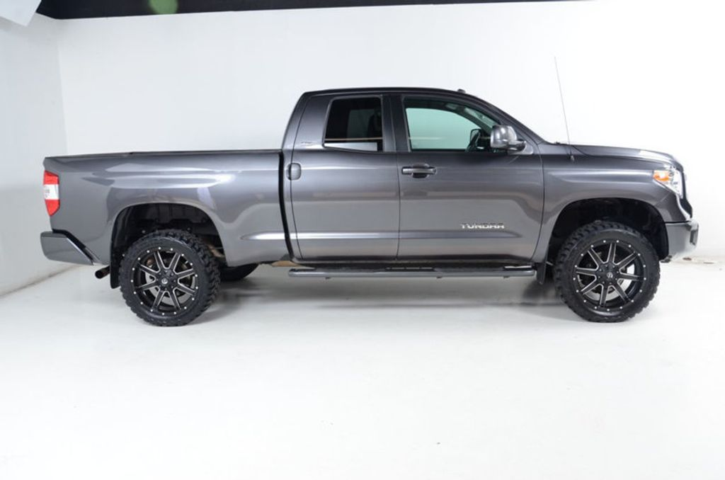 2016 Toyota Tundra SR5 Double Cab 4.6L V8 6-Speed Automatic - 16778838 - 4