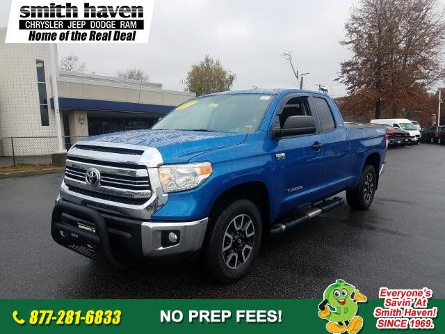 2016 Toyota Tundra Sr5 >> 2016 Used Toyota Tundra Sr5 Double Cab 5 7l V8 4wd 6 Speed Automatic At Webe Autos Serving Long Island Ny Iid 19556387