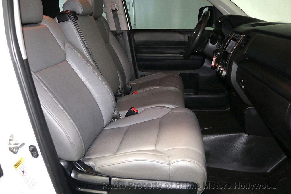 2016 Toyota Tundra SR Double Cab 4.6L V8 6-Speed Automatic - 18287246 - 13