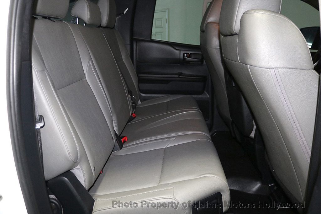 2016 Toyota Tundra SR Double Cab 4.6L V8 6-Speed Automatic - 18287246 - 14