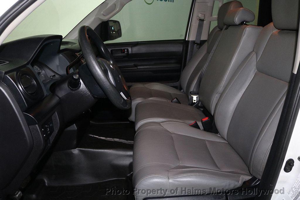 2016 Toyota Tundra SR Double Cab 4.6L V8 6-Speed Automatic - 18287246 - 16