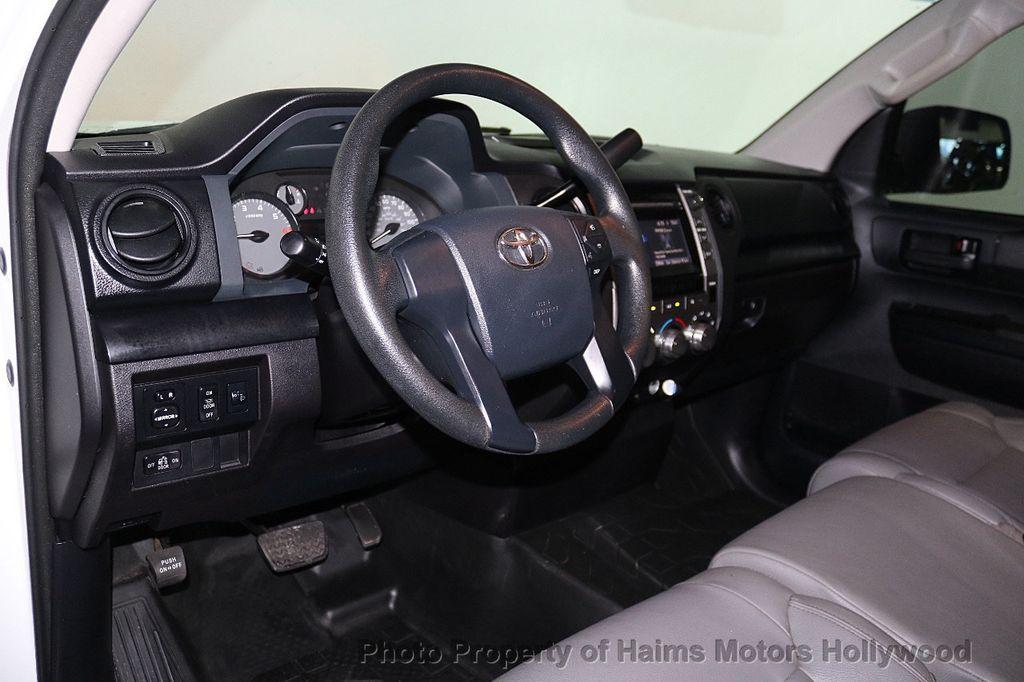 2016 Toyota Tundra SR Double Cab 4.6L V8 6-Speed Automatic - 18287246 - 17