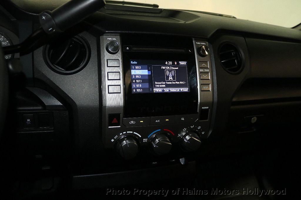 2016 Toyota Tundra SR Double Cab 4.6L V8 6-Speed Automatic - 18287246 - 18