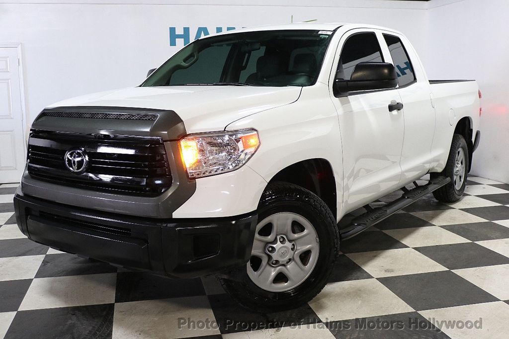2016 Toyota Tundra SR Double Cab 4.6L V8 6-Speed Automatic - 18287246 - 1
