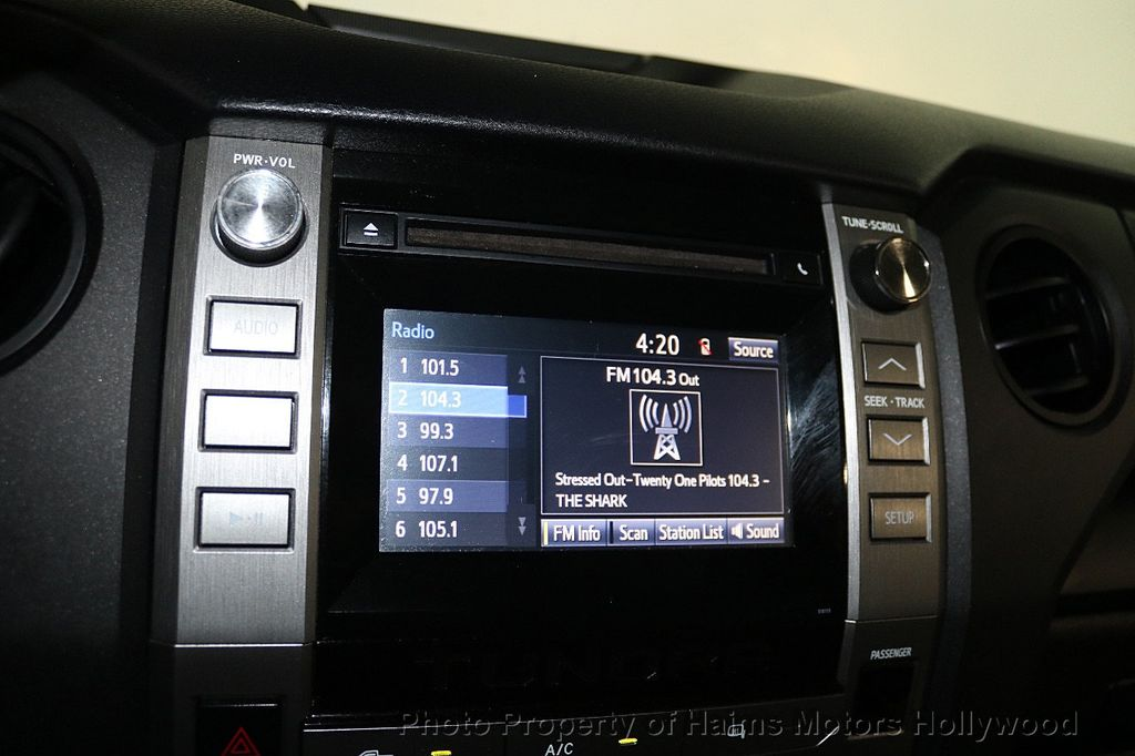 2016 Toyota Tundra SR Double Cab 4.6L V8 6-Speed Automatic - 18287246 - 19