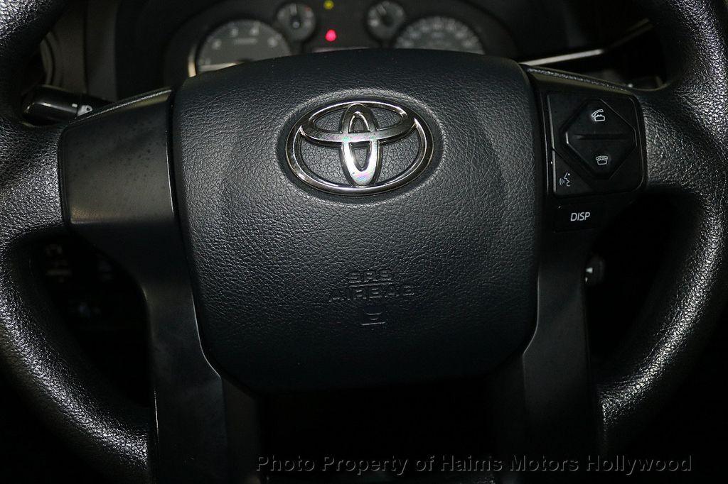 2016 Toyota Tundra SR Double Cab 4.6L V8 6-Speed Automatic - 18287246 - 25