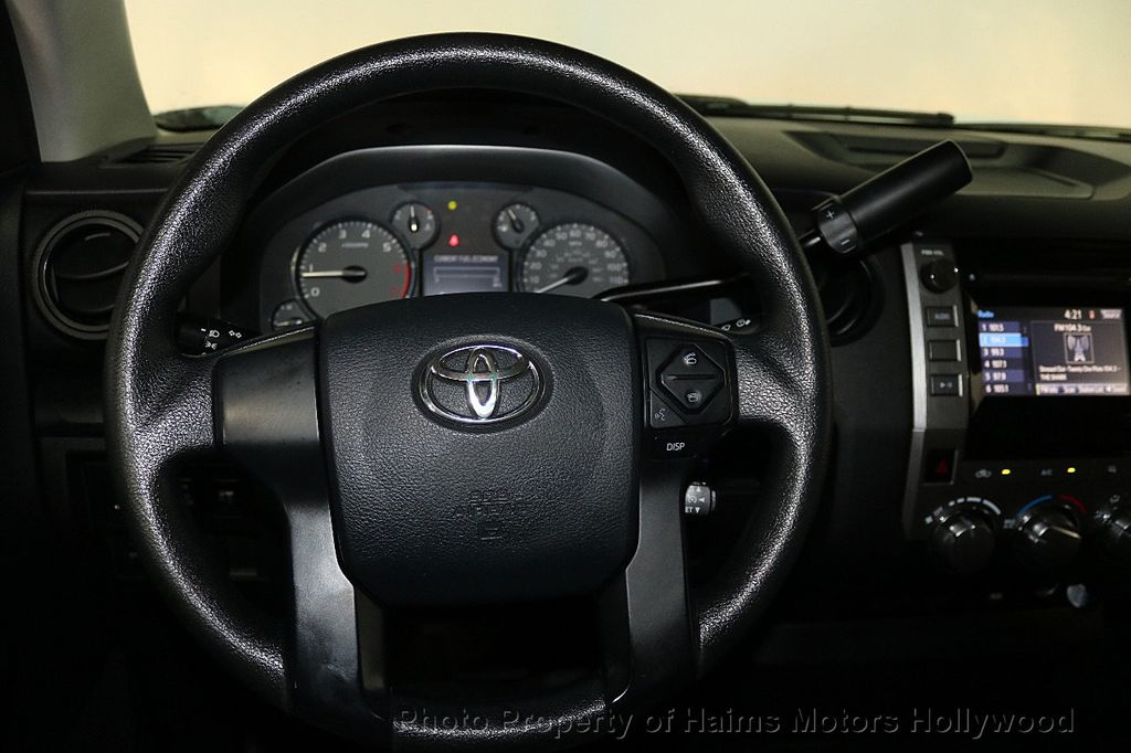 2016 Toyota Tundra SR Double Cab 4.6L V8 6-Speed Automatic - 18287246 - 26