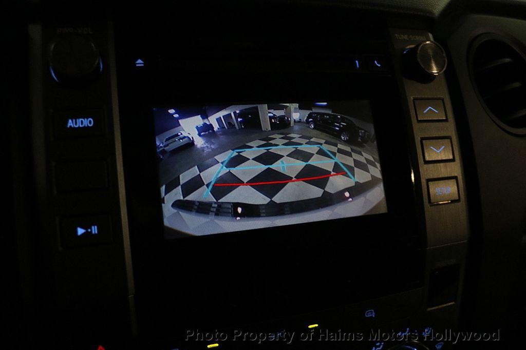 2016 Toyota Tundra SR Double Cab 4.6L V8 6-Speed Automatic - 18287246 - 27