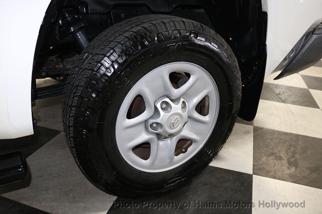 2016 Toyota Tundra SR Double Cab 4.6L V8 6-Speed Automatic - 18287246 - 28