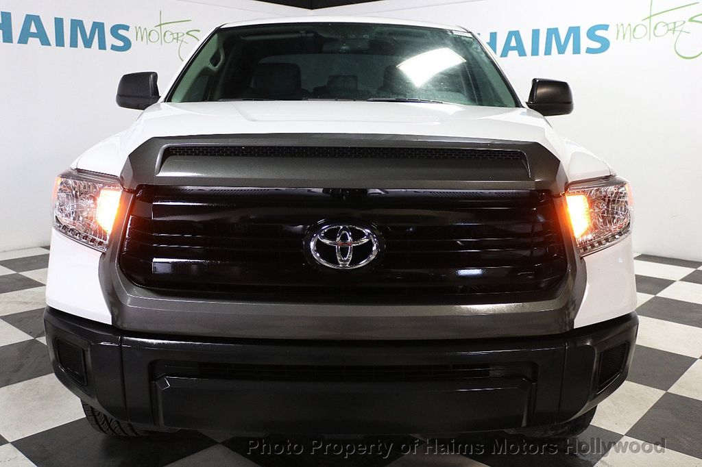 2016 Toyota Tundra SR Double Cab 4.6L V8 6-Speed Automatic - 18287246 - 2