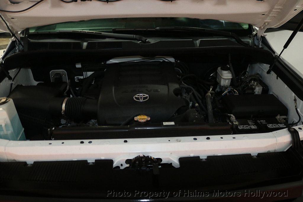 2016 Toyota Tundra SR Double Cab 4.6L V8 6-Speed Automatic - 18287246 - 29