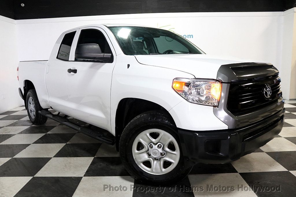 2016 Toyota Tundra SR Double Cab 4.6L V8 6-Speed Automatic - 18287246 - 3