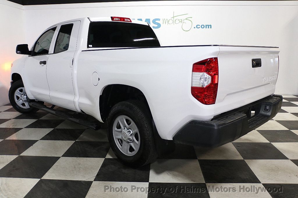 2016 Toyota Tundra SR Double Cab 4.6L V8 6-Speed Automatic - 18287246 - 4