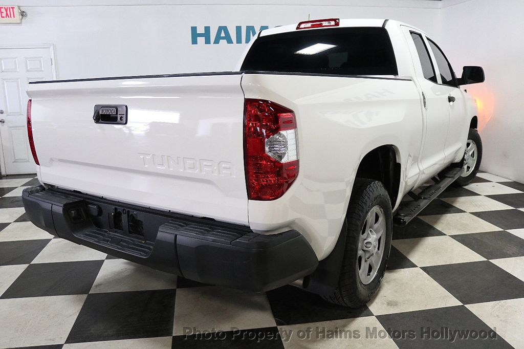 2016 Toyota Tundra SR Double Cab 4.6L V8 6-Speed Automatic - 18287246 - 6