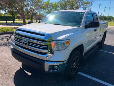 2016 Toyota Tundra SR Double Cab 4.6L V8 6-Speed Automatic Truck