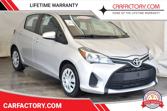 2016 used toyota yaris 3dr liftback automatic l at car factory outlet serving miami fl iid. Black Bedroom Furniture Sets. Home Design Ideas
