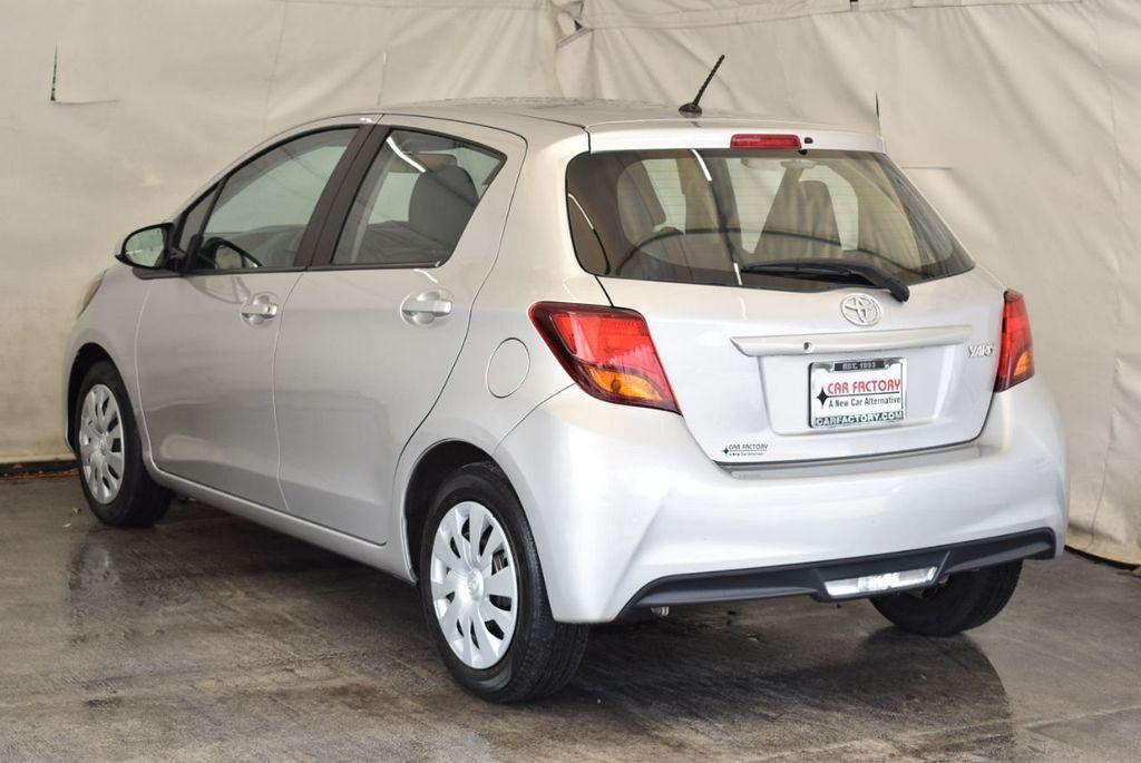 2016 Used Toyota Yaris 3dr Liftback Automatic L At Car Factory