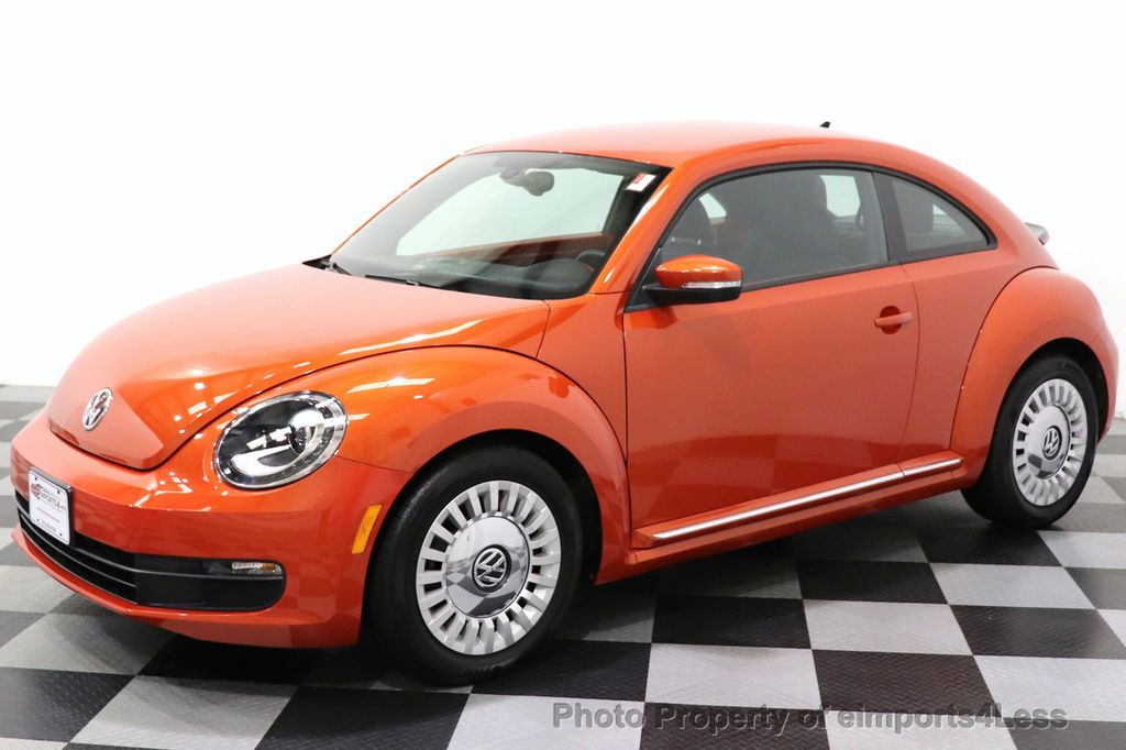 2016 Volkswagen Beetle Coupe CERTIFIED BEETLE TURBO 1.8T SE CAM HEATED SEATS - 18587079 - 13